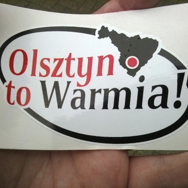 #Olsztyn to #Warmia