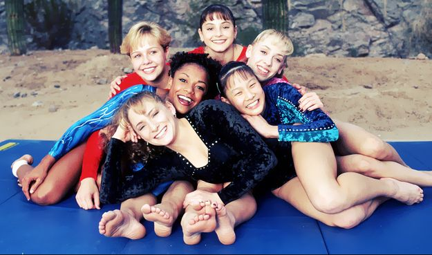 Where Are They Now: The 1996 US Gymnastics Team ...