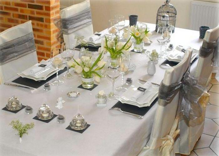 1000 id es sur le th me mariage de tulipe sur pinterest mobilier de mariage - Deco de table mariage ...