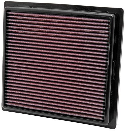 2012-2016 Jeep Grand Cherokee SRT-8 K&N 33-2457 Air Filter    K&N's replacement air filters are designed to increase horsepower and acceleration while providing excellent filtration for your Jeep Grand Cherokee SRT.