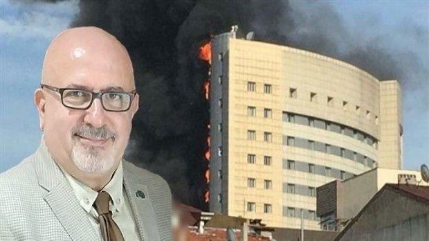 Dünya da ve ülkemizde son zamanlarda artan yangın olaylarını Kocaeli Üniversitesi Öğretim Elemanlarından Yangın Uzmanı Öğretim Görevlisi Dr.Necmi Özdemir Hoca ile değerlendirmek istedik.