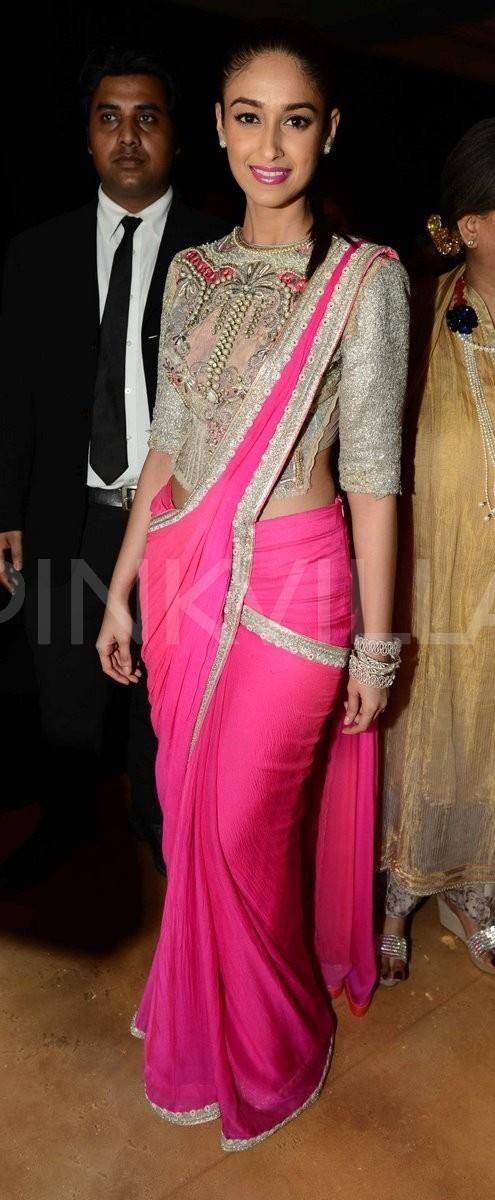 Ileana D'cruz sizzles at India Couture Week 33