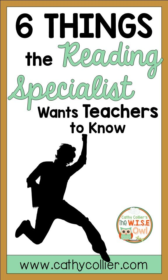 what makes a good literacy specialist How can i help my struggling readers through in-the-classroom small reading groups and from tutors and a reading specialist when text gets confusing, good readers re-read or slow their reading along the way.