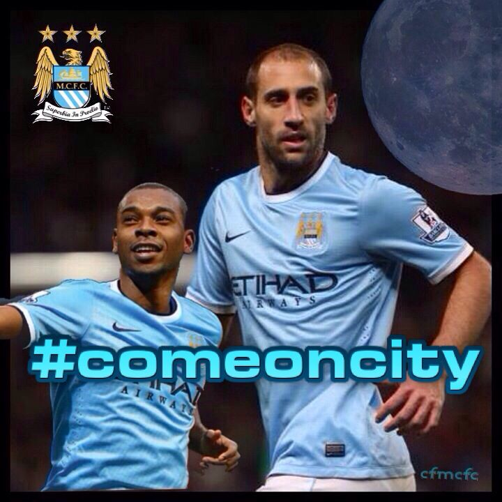 COME ON CITY #manchester #city #mcfc