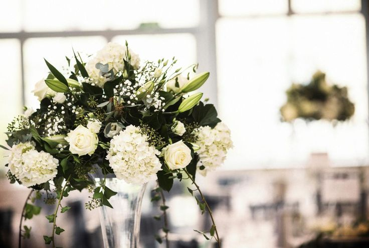 Wedding Reception Table Decor by Sonning Flowers #WeddingFlowers #BotleysMansion #BijouRealWedding #Wedding #Flowers