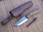 Outdoorové nože   Škrobák - výroba nožů