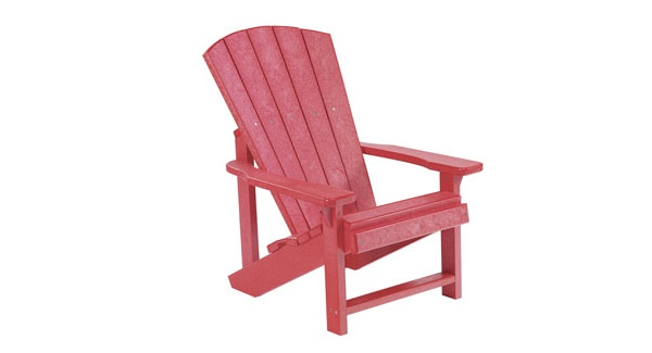 Adirondack Chair | Whether you're at the cottage or in your own backyard, a comfy chair is a must. Kick back in this Canadian classic all weekend long. #airmiles #longweekend
