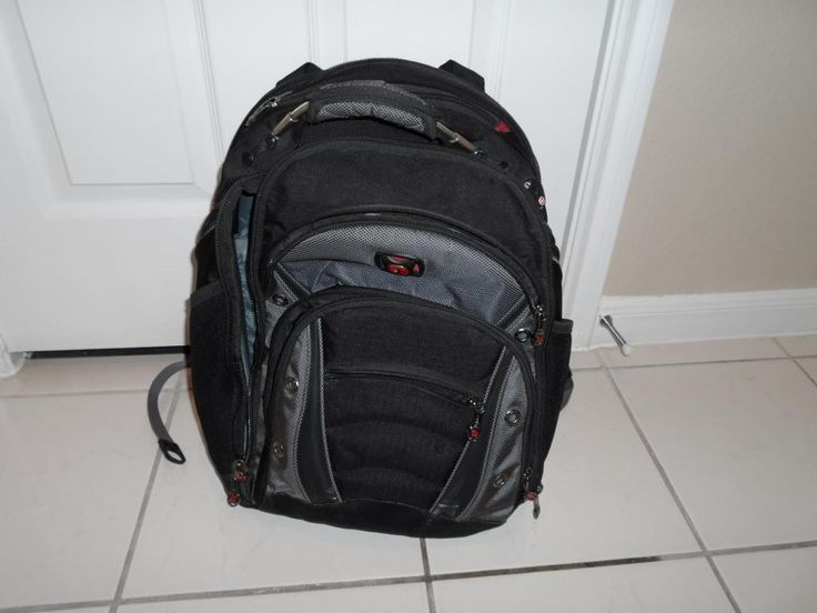 Swissgear Synergy Backpack Grey Fits Up To 15.4in Laptop in MandS' Garage Sale in Ft. Worth , TX for $40. Slight marks on backpack, otherwise lightly used. In great condition.Copy and paste link into webpage: http://www.amazon.com/Swissgear-Synergy-Backpack-15-4in-Laptop/dp/B00CBTHV46/ref=sr_1_56?s=pc&ie=UTF8&qid=[Phone Number removed]&sr=1-56&keywords=swissgear+backpack