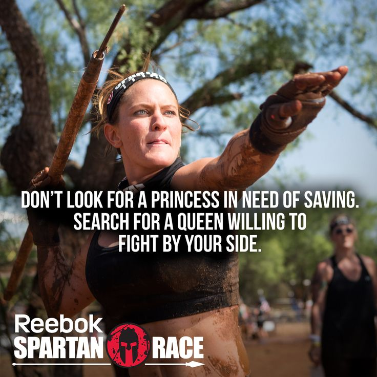Find your Spartan queen! #SpartanRace #WhyIRace For more motivation tune in: http://sprtn.im/SpartanUP-Podcast!