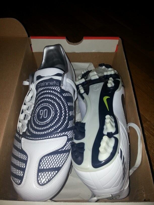 Nike total 90 #nike football