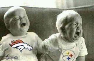 Broncos/steelers game..so true!!
