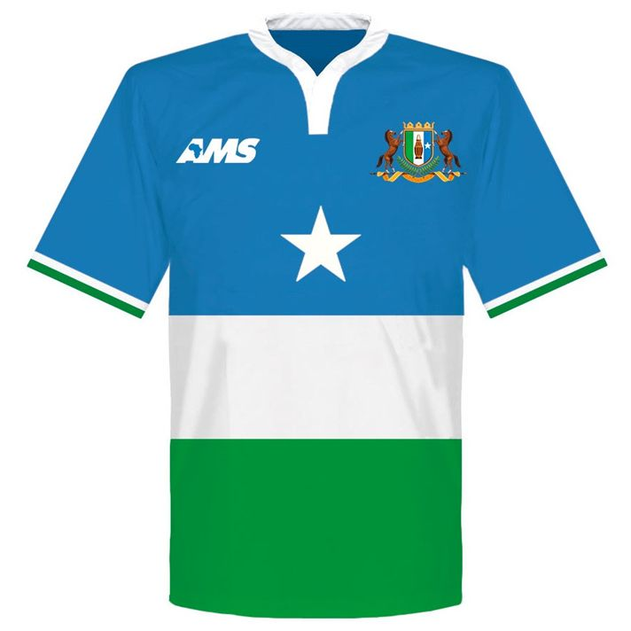 Puntland Football Jersey