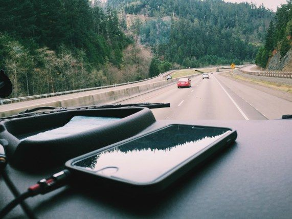 Top Ten Tips For Long Road Trips - Car Charger
