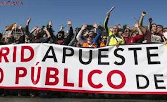 Los taxistas ofrecerán carreras gratis en Madrid el próximo 26 de abril