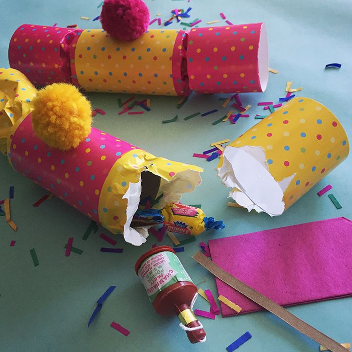 90 best Party Crackers images on Pinterest | Christmas crackers ...