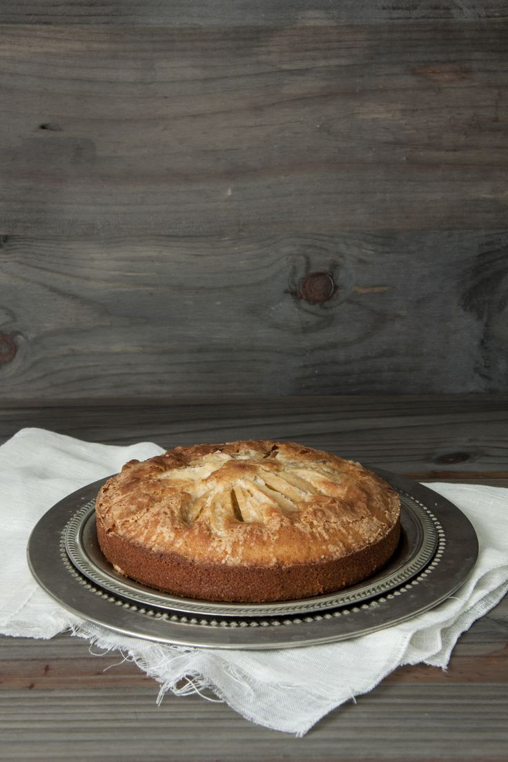 Apple cake (bizcocho de manzana)
