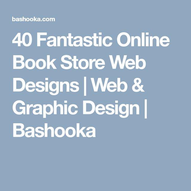 40 Fantastic Online Book Store Web Designs | Web & Graphic Design | Bashooka