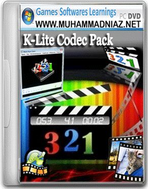 K Lite Codec Pack Mega Cover