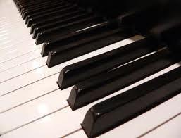 een piano