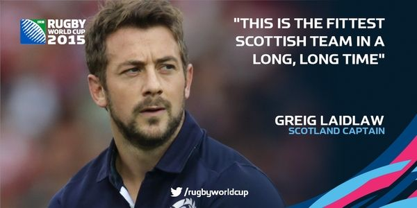 #SCO #AsOne reap the benefits of coach Vern Cotter's fitness regime, says Greig Laidlaw