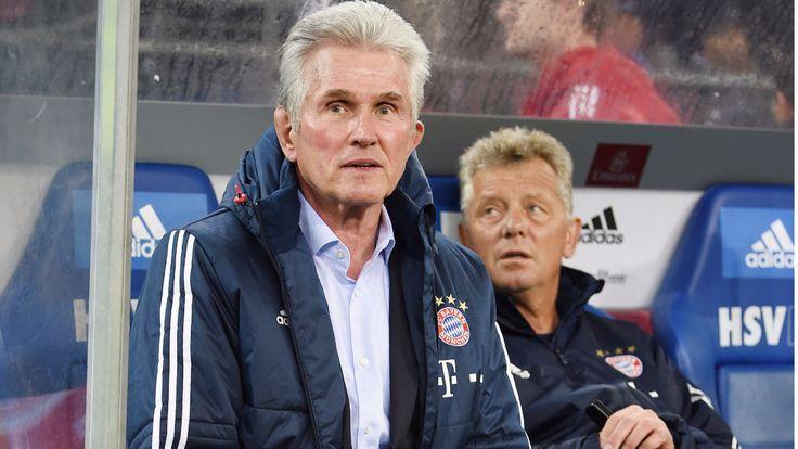 Er denkt nicht ans Ausscheiden - Heynckes erstes Triple-Finale - Bundesliga Saison 2017/18 - Bild.de