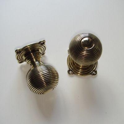 Dating brass handles