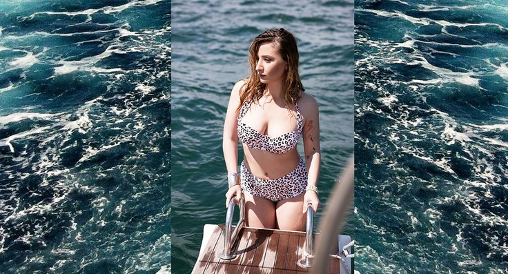 #summer #fashion #swimsuit #sea #sun #plussize #model #wow #sexy #curvy #shopping