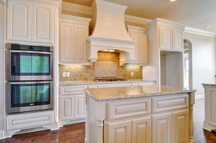 Sherwin williams china doll cabinets home pinterest for Beige painted kitchen cabinets