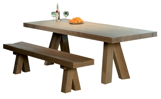 The Station Furniture Co. - Yask - Mighty Mac. Stylish oiled oak furniture from Europe