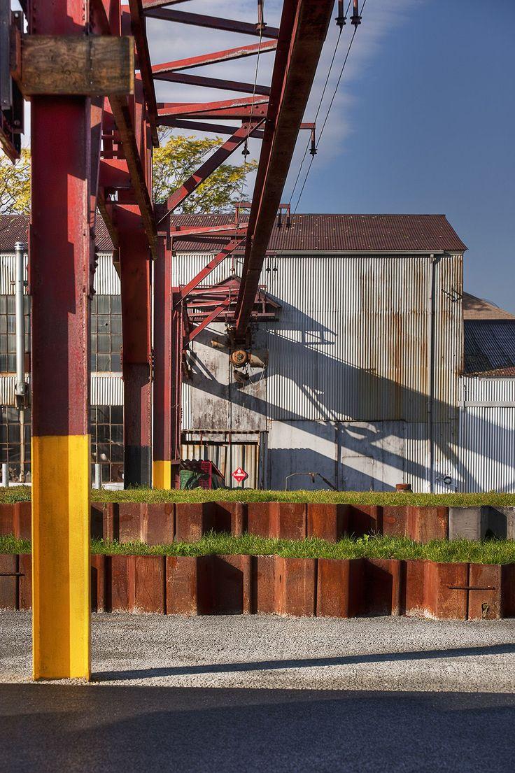 Post-Industrial Parks - Inspiration - modlar.com