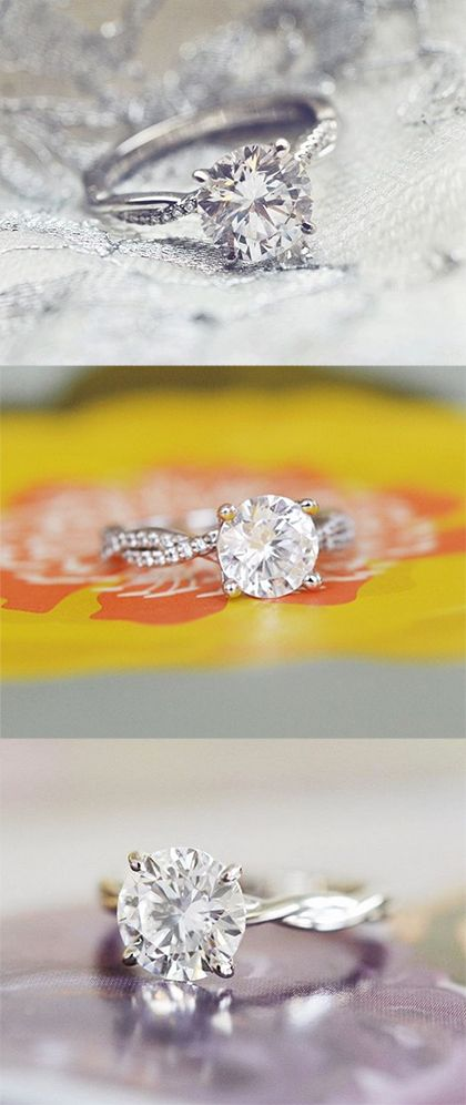 would you say yes to a nature inspired diamond engagement ring shop our collection - The Wedding Ring Shop