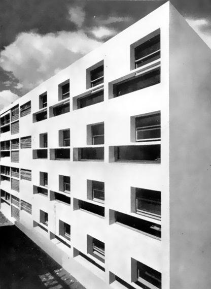 Casa del Fascio par Giuseppe Terragni à Côme (1932)