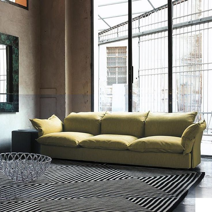 Modern Design European Style Comfortable Sofa Furniture in Living Room
