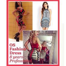 Wholesale 2015 New Arrival Women Bandage Sleeveless Celebrity Fashion Dress, Bodycon Dress Best Buy follow this link http://shopingayo.space