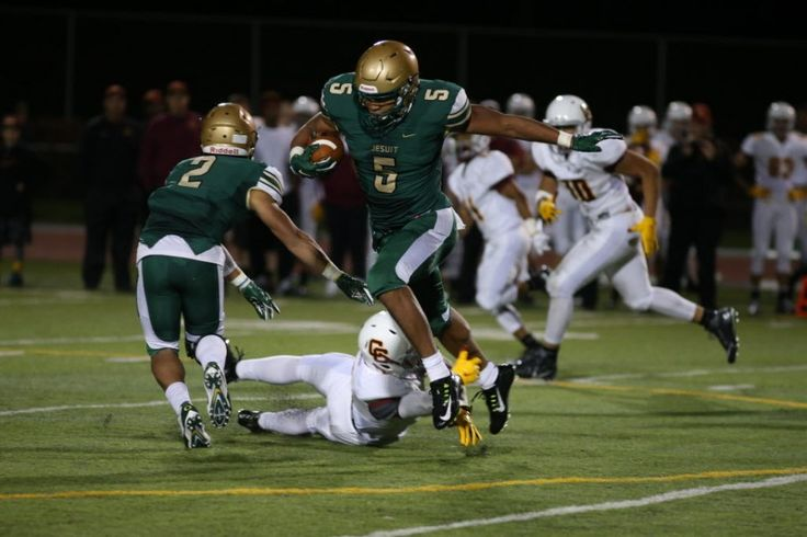 For Jason Talley, playing for Jesuit is a matter of learning to learn with ADD - OregonLive.com