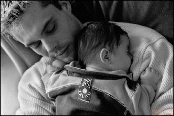 Отцовство в новые времена - папы воспитывают детей