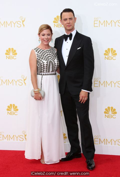 Colin Hanks 66th Annual Primetime Emmy Awards at Nokia Theatre http://icelebz.com/events/66th_annual_primetime_emmy_awards_at_nokia_theatre/photo24.html
