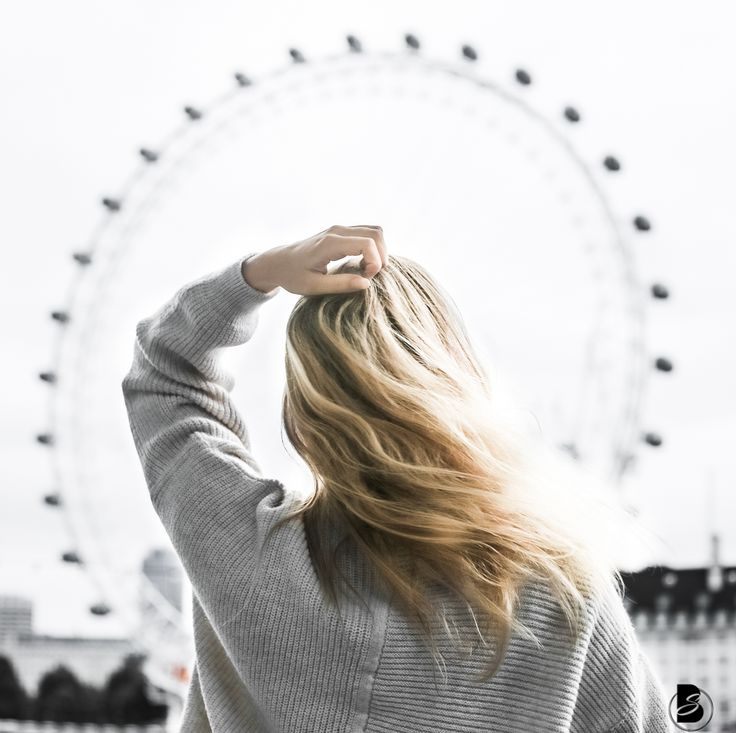 London Fotoshooting vor dem London Eye nach unsere…