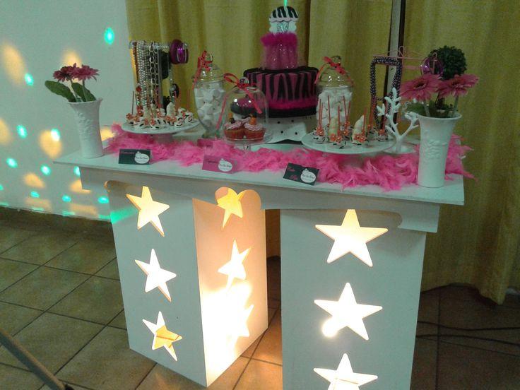 Candy Bar Mini Spa