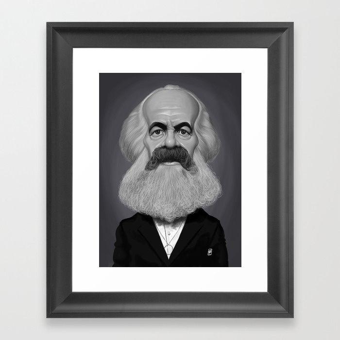 Karl Marx art   decor   wall art   inspiration   caricature   home decor   idea   humor   gifts