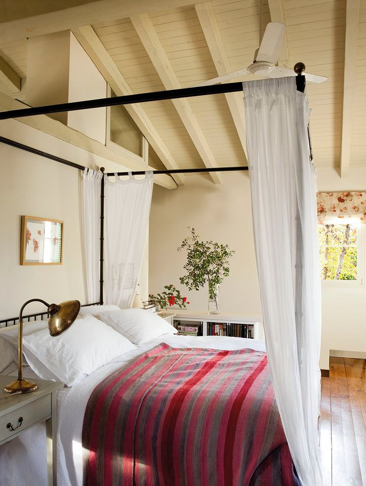 62 best images about camas con dosel on pinterest modern - Camas con dosel ...
