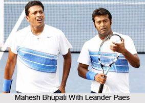 Mahesh Bhupathi is an ace tennis player who became the first Indian to win a Grand Slam tournament (with Rika Hiraki). For more visit the page. #tennis #indiansports #tennisplayers