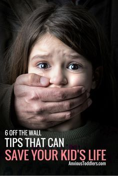 Tips to keep your kids safe.