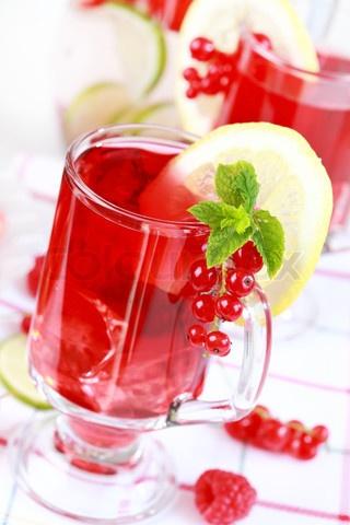 Refreshing Summer Iced Tea <3
