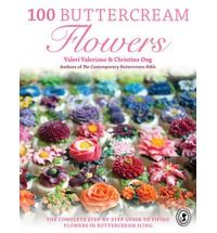 100 Buttercream Flowers