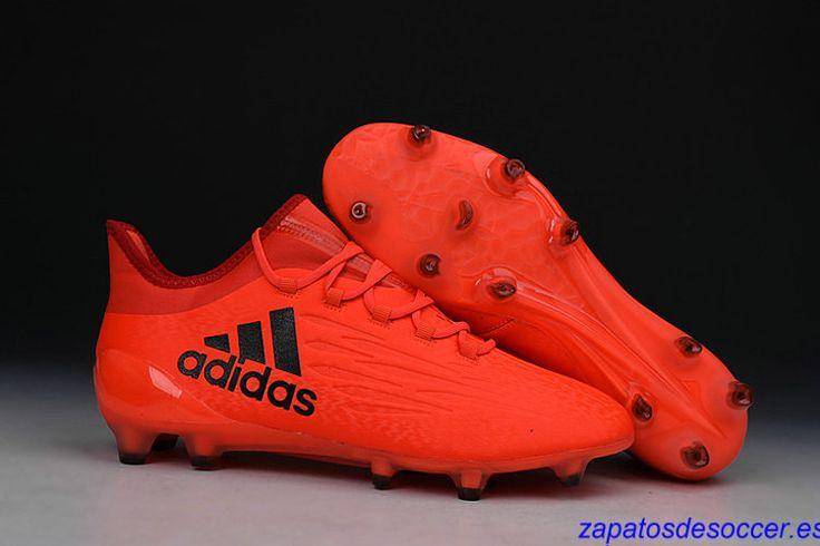 Zapatos De Futbol Adidas Rojos 2016