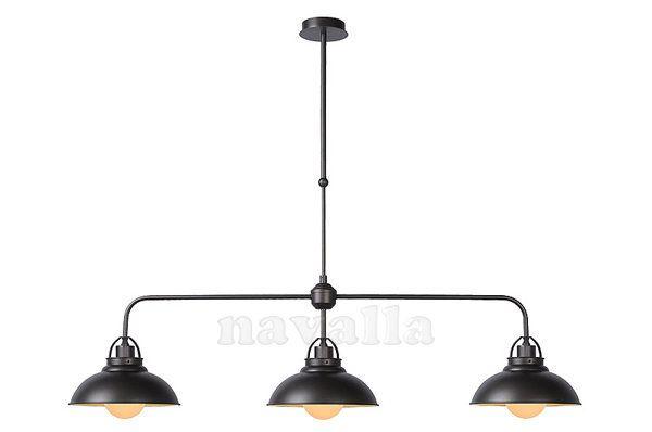 Industrielle Eleganz, es ist ein merkwürdiger Begriff, welcher für die strenge Ziegelwände und die minimalistisch eingerichtete Häuser charakteristisch ist. Die LUCIDE Lampen bieten auch in dieser Richtung Lösungen.