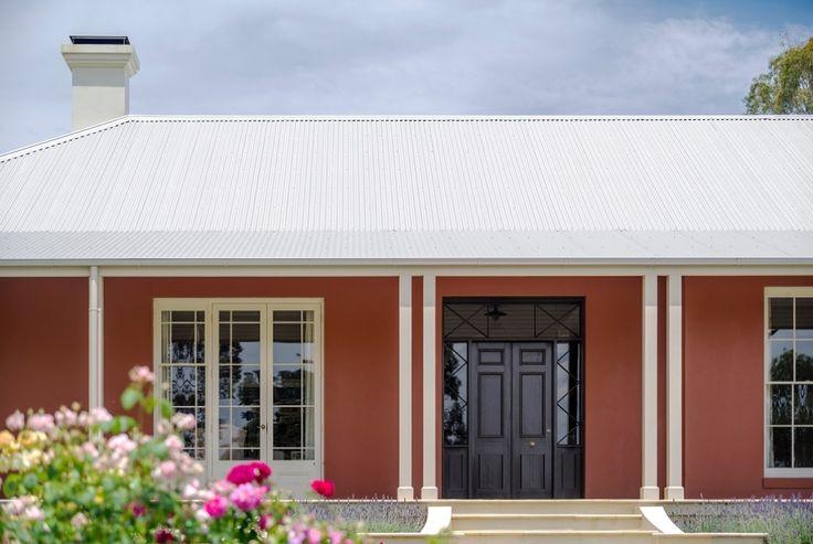 Wagga Farmhouse Michael Bell Architects Photo Justin Alexander 03