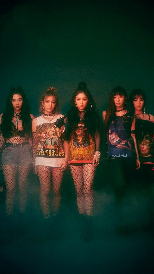 Red Velvet Bad Boy Wallpaper Red Velvet Pinterest Red Velvet