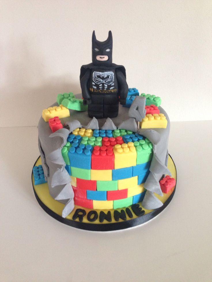 Lego Spiderman Malvorlagen Star Wars 1 Lego Spiderman: 109 Best Batman Cakes Images On Pinterest